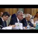 Entrevue du Premier ministre  Mihai Tudose avec  les représentants de la Coalition pour le développement de la Roumanie